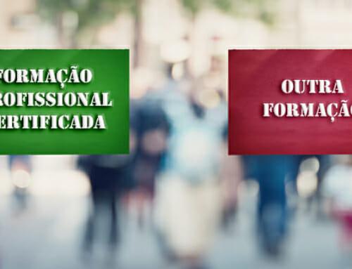 FORMAÇÃO PROFISSIONAL VS … a outra (formação)