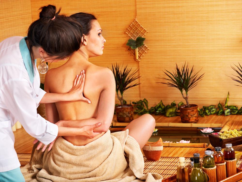 Técnicas de Massagem Tailandesa 1