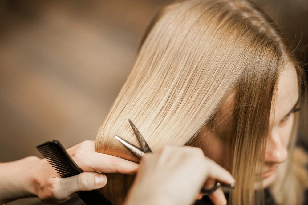 Técnicas de corte de cabelo feminino  50 Horas 1
