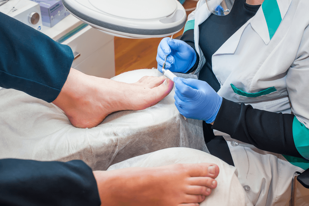Pedicure Cientifica 1